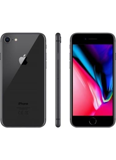 Apple IPHONE 8 SPACE GRAY 64GB-TUR MQ6G2TU/A Gri
